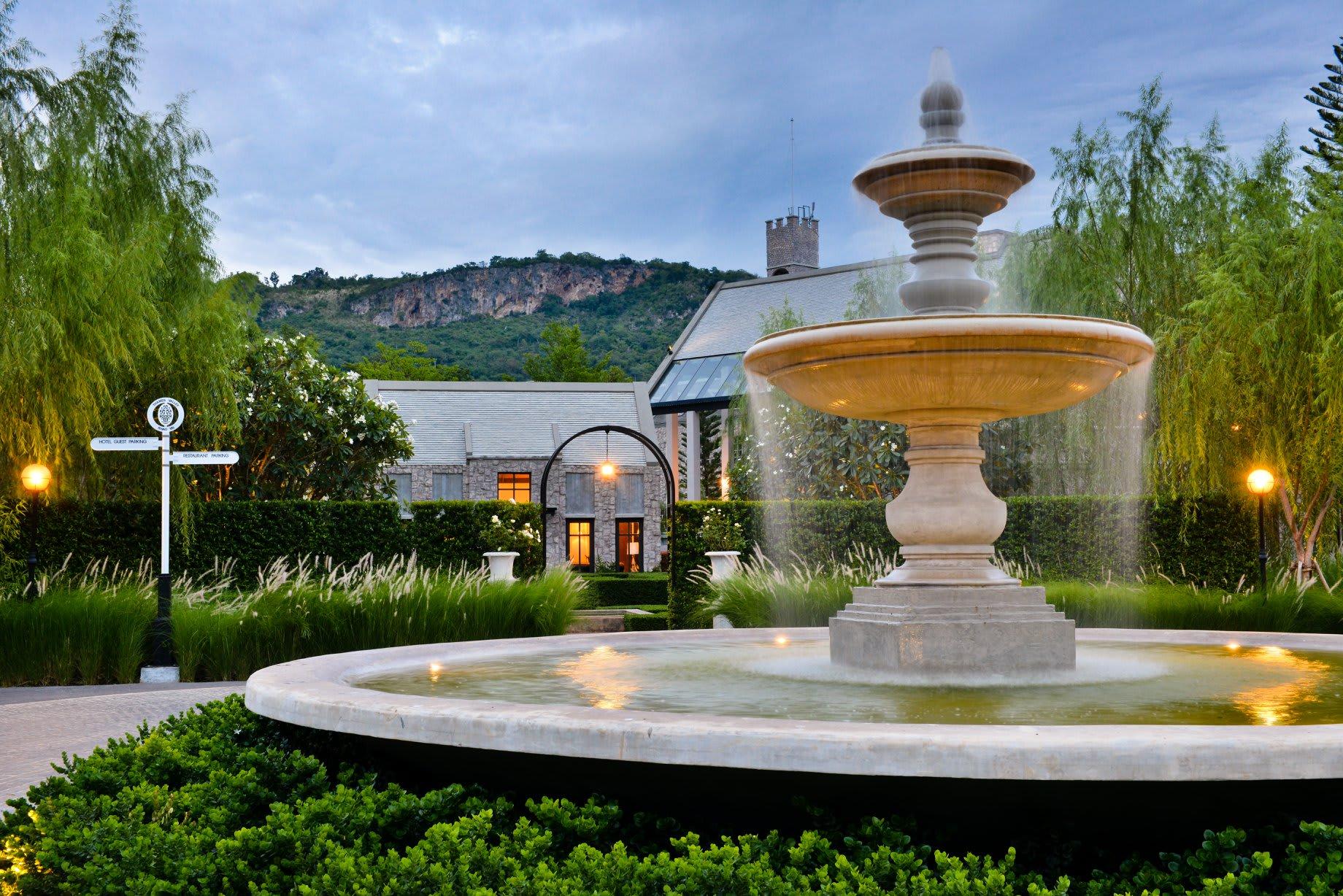 Thames Valley Khaoyai Hotel 來源:官網