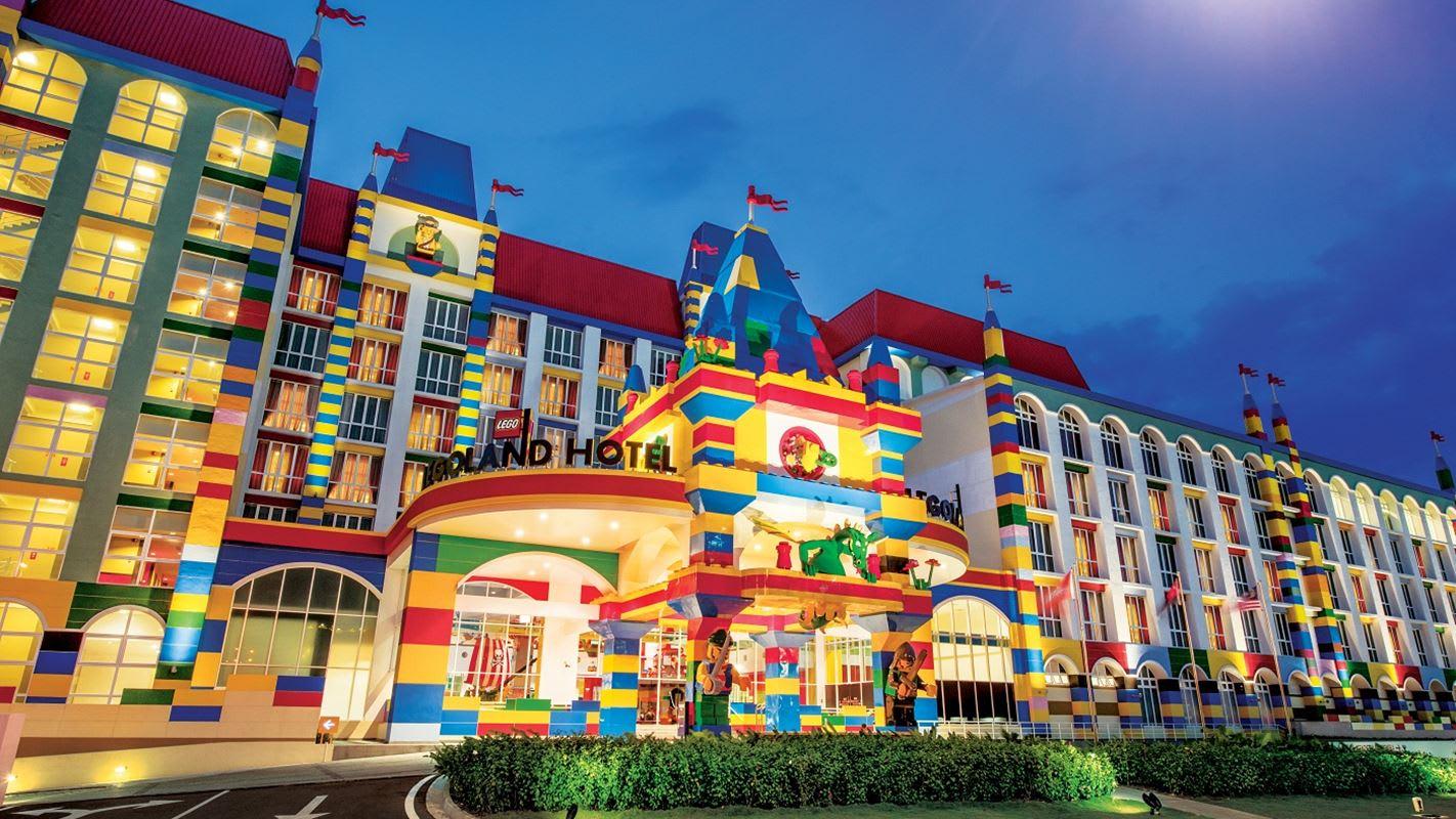 樂高酒店 來源:官網