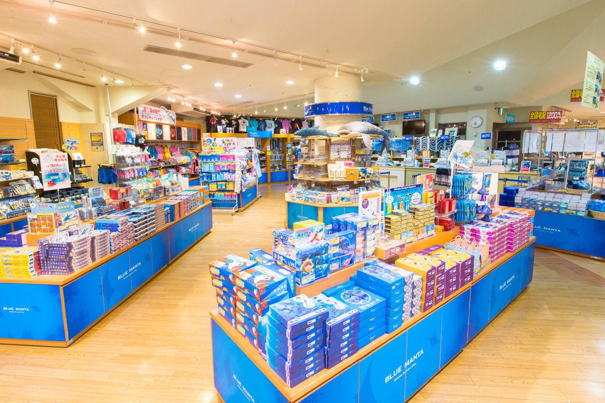Blue Menta紀念品店 來源:官網