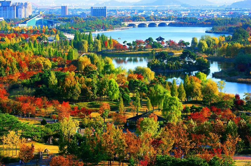 一山湖水公園(照片來源:一山湖水公園官網 https://goo.gl/PWDgNV)