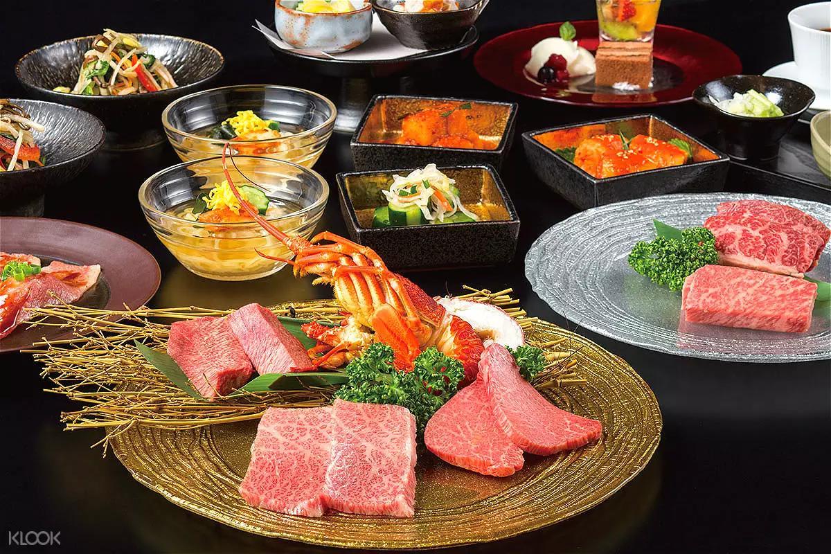 台場-燒肉トラジToraji 韓式和牛烤肉