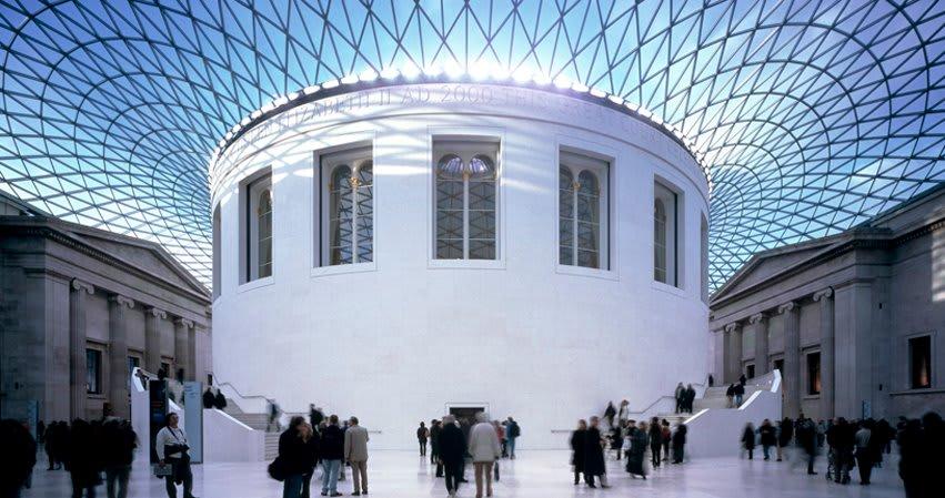 圖片取自British Museum FB粉絲團。