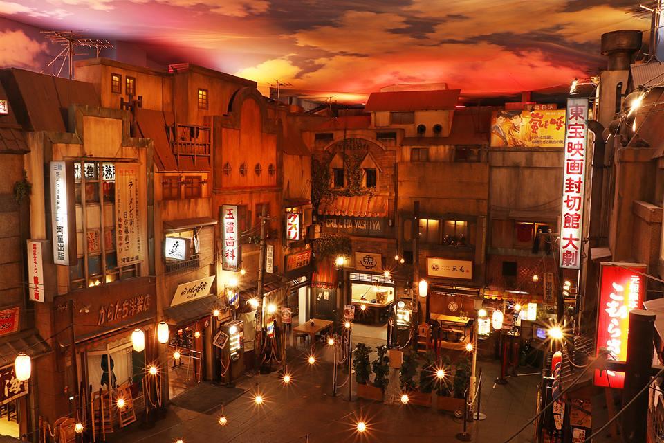 新橫濱拉麵博物館 來源:fb@新横浜拉面博物馆
