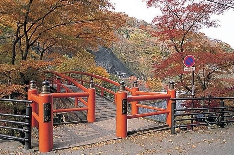 河鹿橋(照片來源:jorudan.co.jp官網)https://goo.gl/Apbm0q