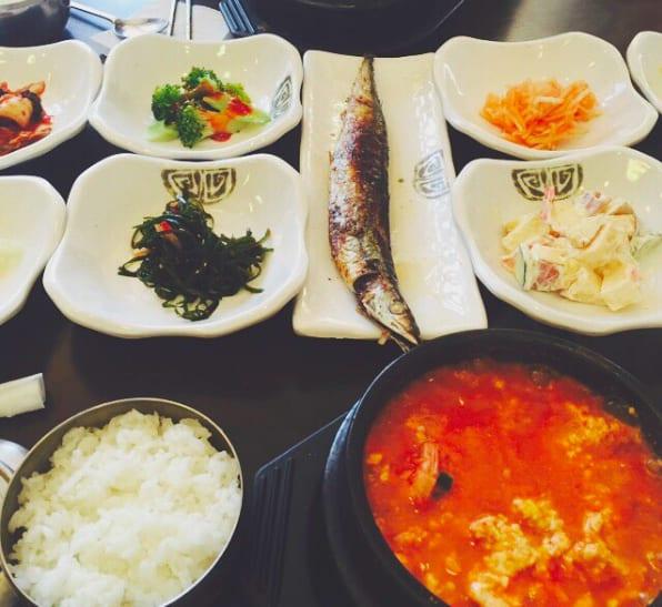 青松石磨嫩豆腐 來源:instagram@ angel0902_