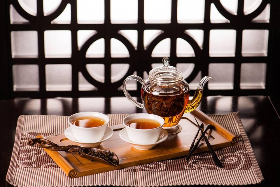 譽瓏軒 可以依照你的身體狀況客製化茶品 來源:粉絲專頁