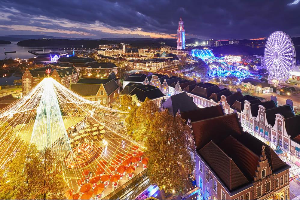 豪斯登堡-光之王國