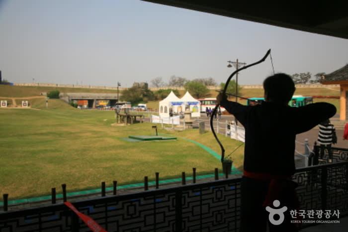 水原華城 射箭體驗 來源:官網