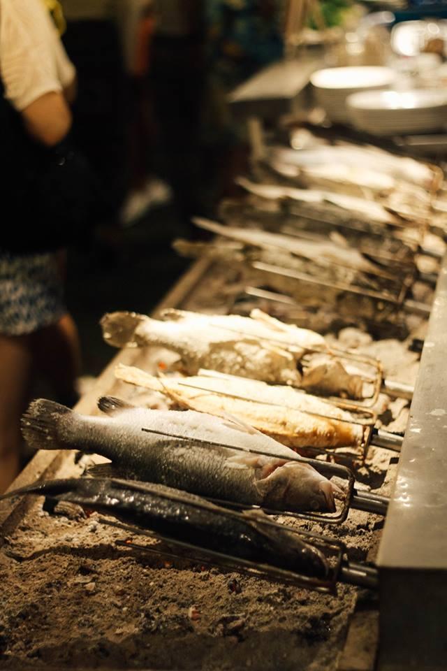 Cicada Market 好吃的烤魚 來源:fb@cicadamarket