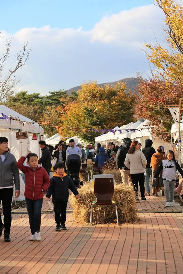 汶湖里 Munhori River Market 來源:粉絲專頁