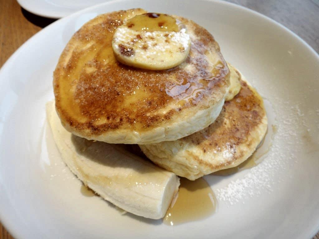 "世界第一的早餐""bills""位於SEA SIDE MALL3樓"