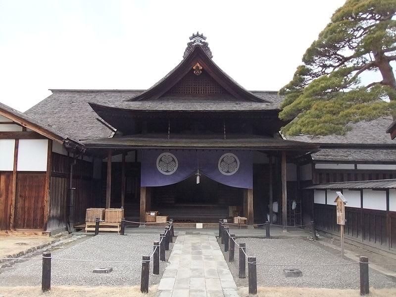 高山陣屋 來源:wikimedia@Ippukucho