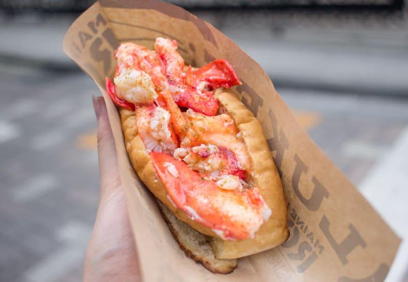 Luke's Lobster,圖片取自www.foodiestory.com。