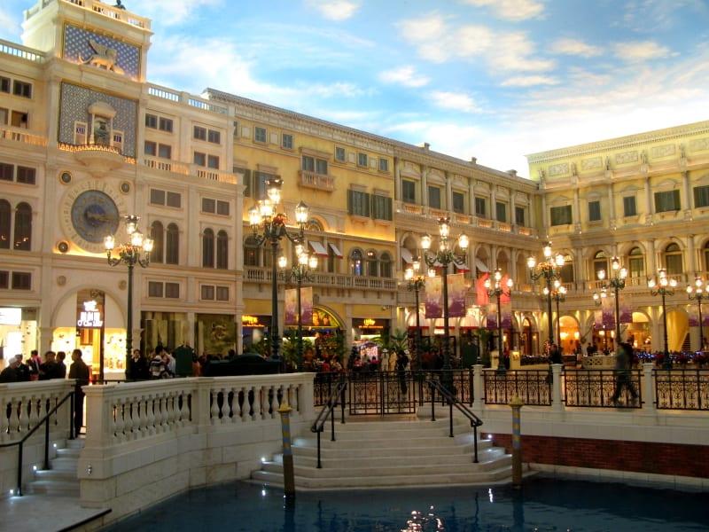 澳門威尼斯人度假村酒店 來源:wikimedia