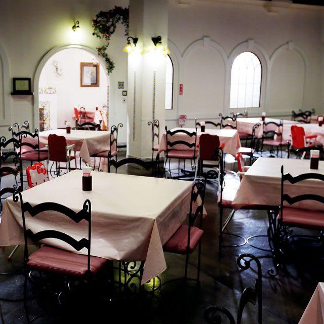 館之餐廳 Restaurant Yakata,圖片取自日本東京三麗鷗彩虹樂園官網。