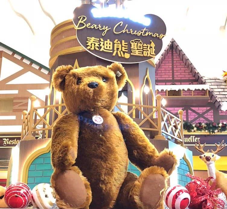 【2018聖誕節】別再狂跑觀光點?香港聖誕節景點 讓你看見隱藏版香港,圖片取自Telford Plaza 德福廣場FB粉絲團。
