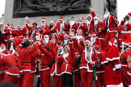 比利時布魯塞爾聖誕節,圖片取自bestofbrussels.files.wordpress.com。
