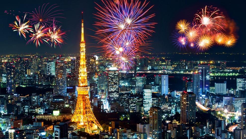東京鐵塔,圖片取自gooshuo.tw。