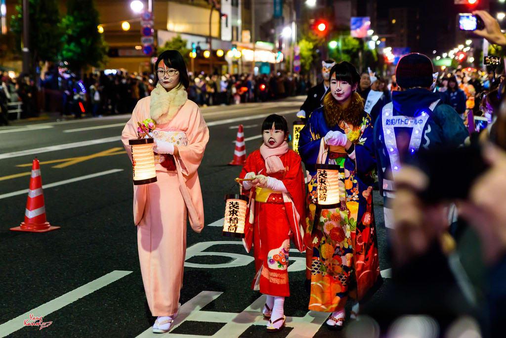 王子稻荷神社,圖片取自hiveminer.com。