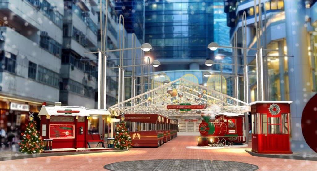 灣仔星街小區/鰂魚涌太古坊糖廠街,圖片取自hk.ulifestyle.com.hk。
