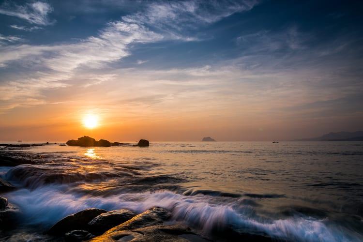 北海岸龜吼,圖片取自www.huanphoto.com。