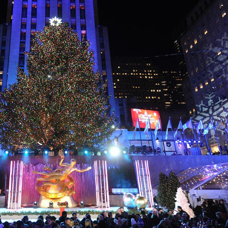 美國 紐約,圖片取自www.rockefellercenter.com。