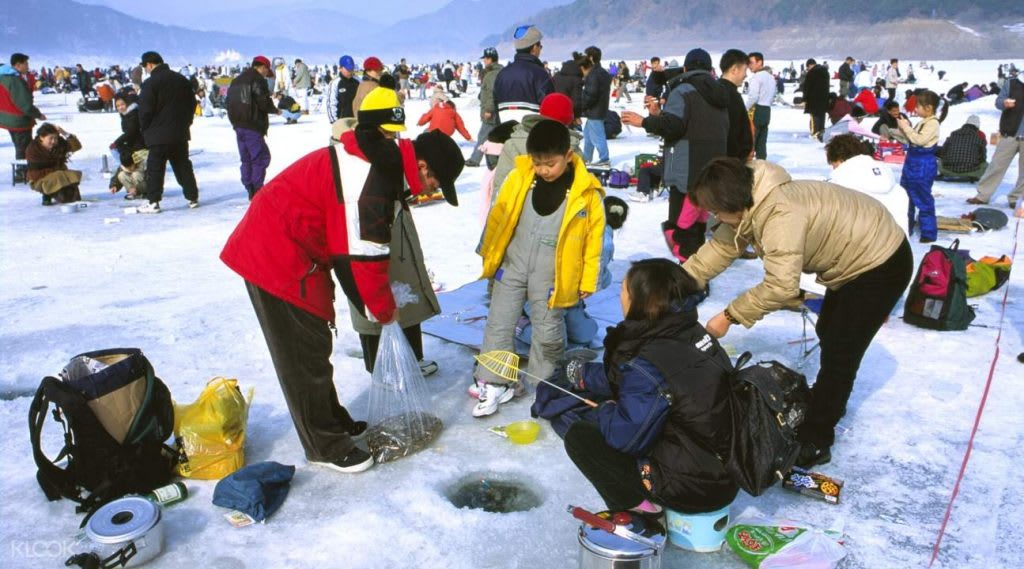 專業導遊教你如何輕鬆捕獲美味冰魚