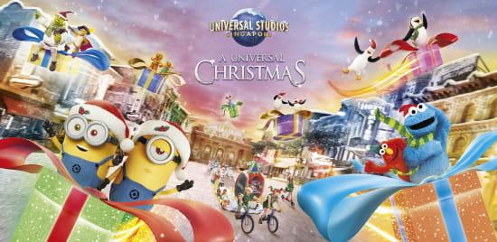 新加坡聖淘沙環球聖誕樂 來源:www.rwsentosa.com: