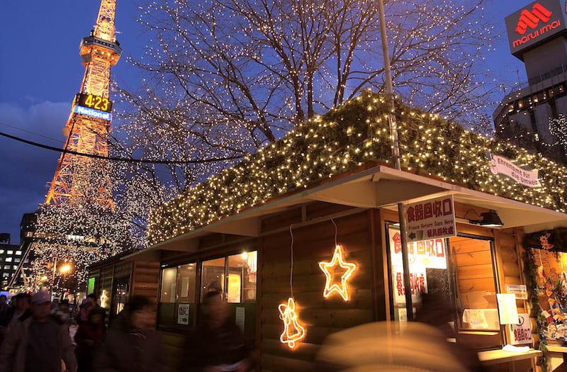 札幌慕尼黑聖誕節市集 來源:www.sapporo.travel