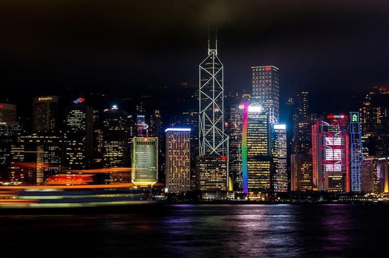 香港除夕倒數(照片來源:香港旅遊發展局)https://bit.ly/1c6BrqW
