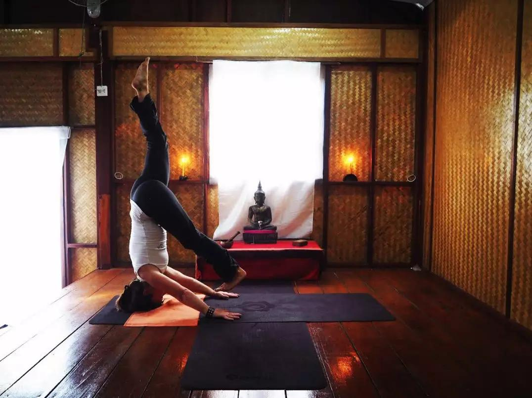 麗貝島瑜珈