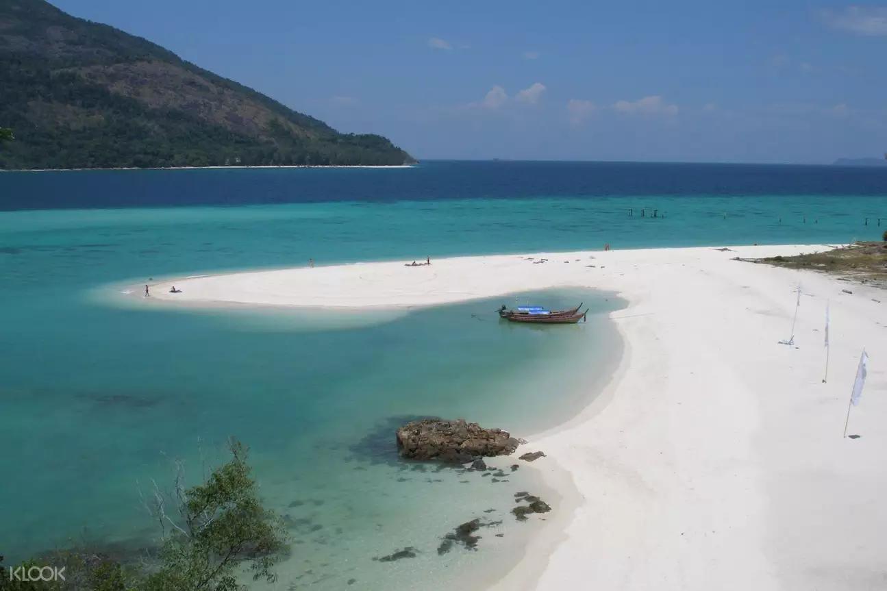 【泰國自由行】交通住宿行程一次搞定!「泰國馬爾地夫」麗貝島四天三夜攻略麗貝島美景