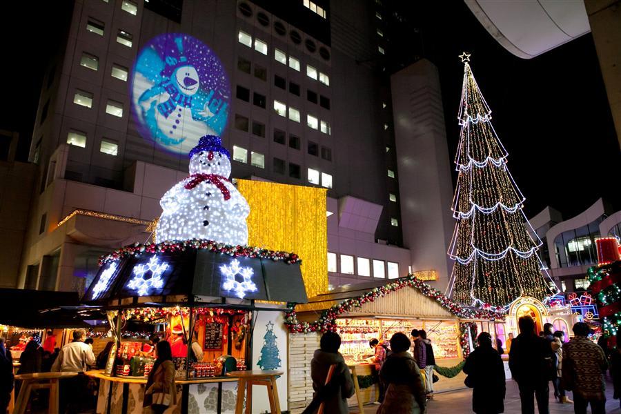 2018大阪德國聖誕市集 來源:Tabirai Japan