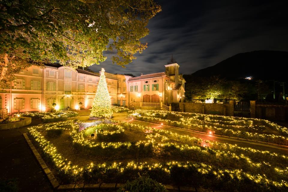 小王子博物館,圖片取自星の王子さまミュージアム 箱根サン=テグジュペリFB粉絲團。