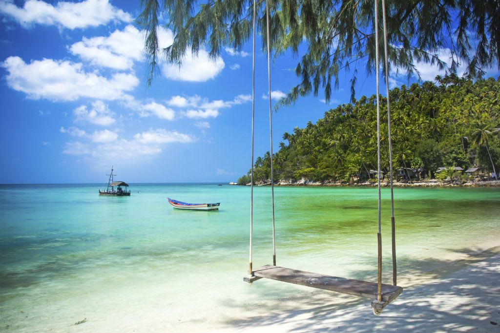 Koh Chang | 圖片取自 Koh Chang Travel Guide Thailand
