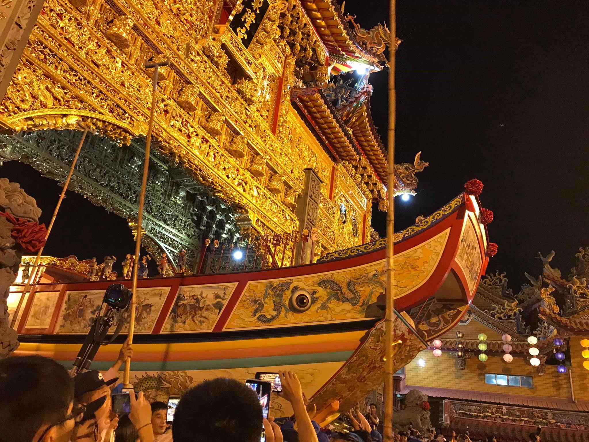 【台灣自由行】享受東港燒王船震撼體驗!沒去過別說你是台灣人!