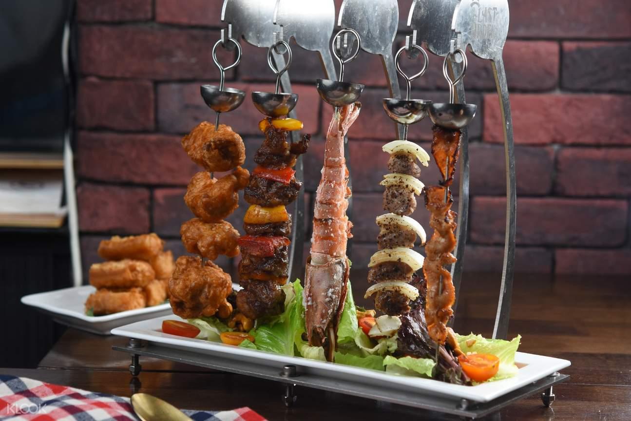 Last Order 餐酒館不只是味蕾,視覺也兼顧的美食饗宴。