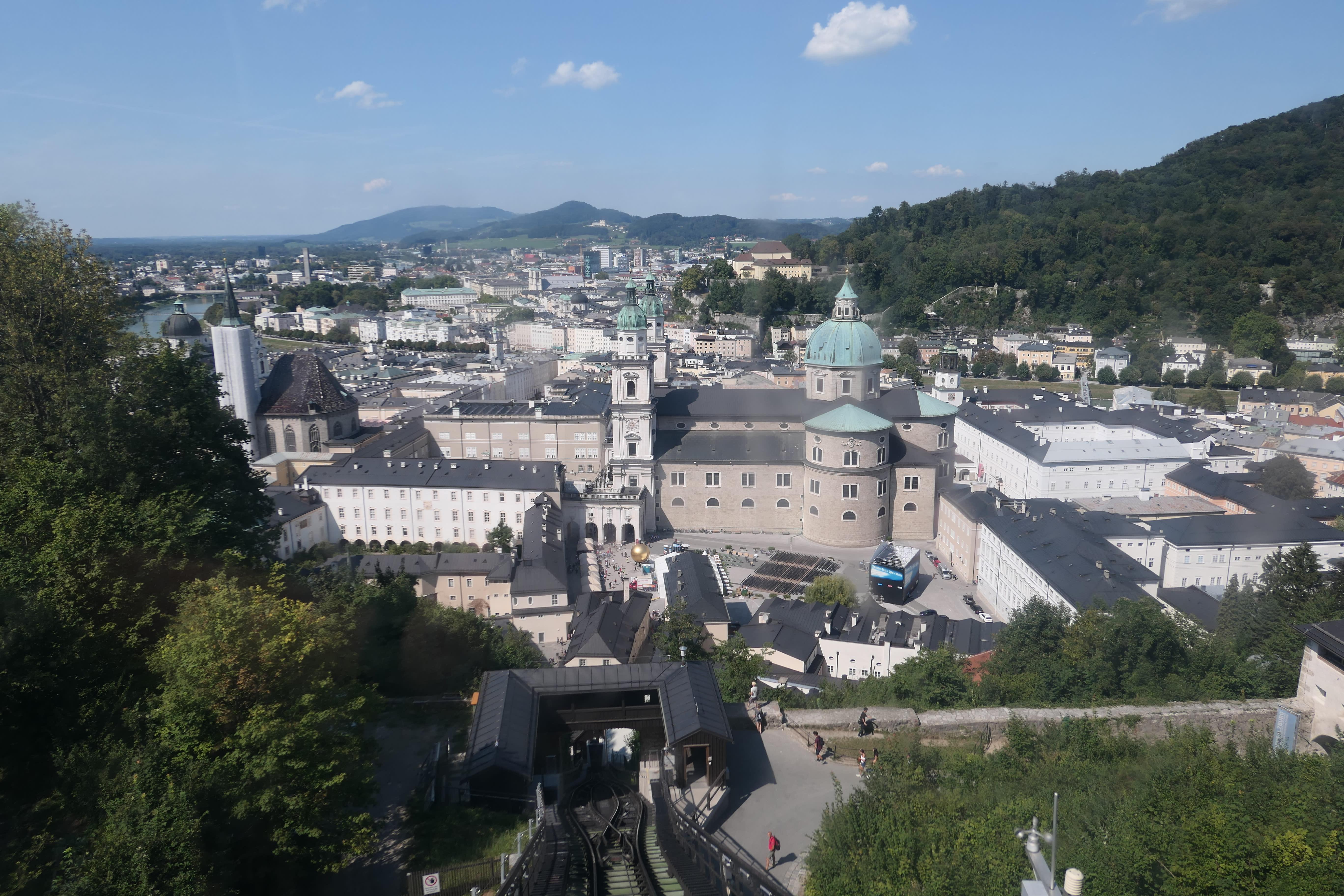 奧地利薩爾茨堡最強攻略!老城區與周邊景點一網打盡 探索城堡內的奧秘Salzburg