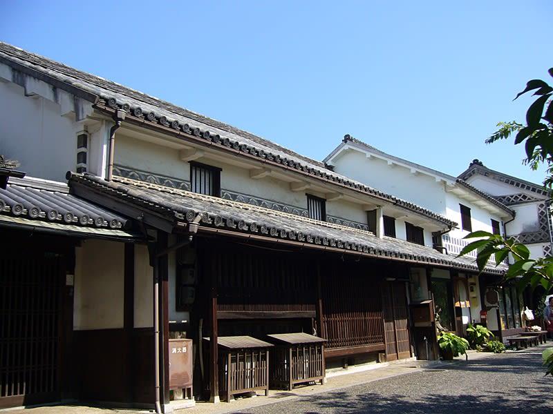 倉敷美觀地區。