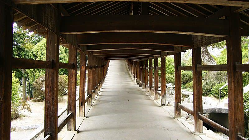 吉備津神社。