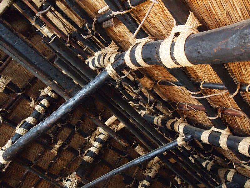 如此建造手法連建築學家都嘆為觀止。(圖片取自ml.shirakawa-go.org)