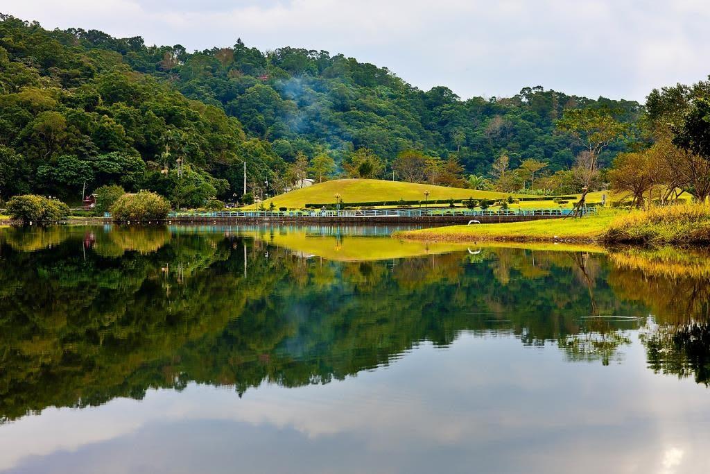龍潭湖風景區,圖片取自礁溪觀光旅遊網。