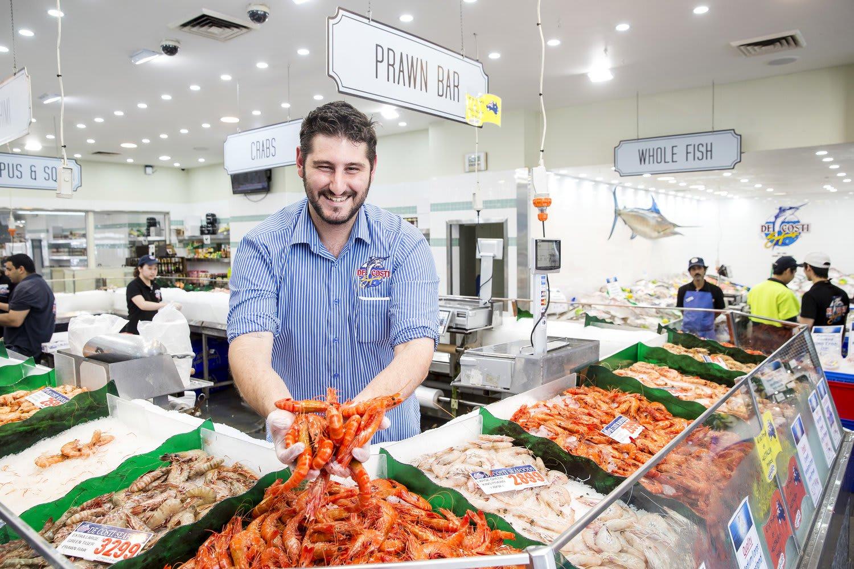 雪梨魚市場,照片來源:Sydney Fish Market;官網:https://goo.gl/Dt1