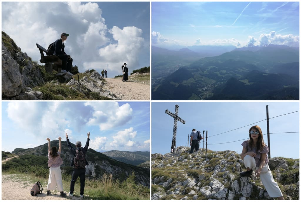 如果時間足夠,超級推薦旅人到 Untersberg 體會阿爾卑斯山的壯麗!