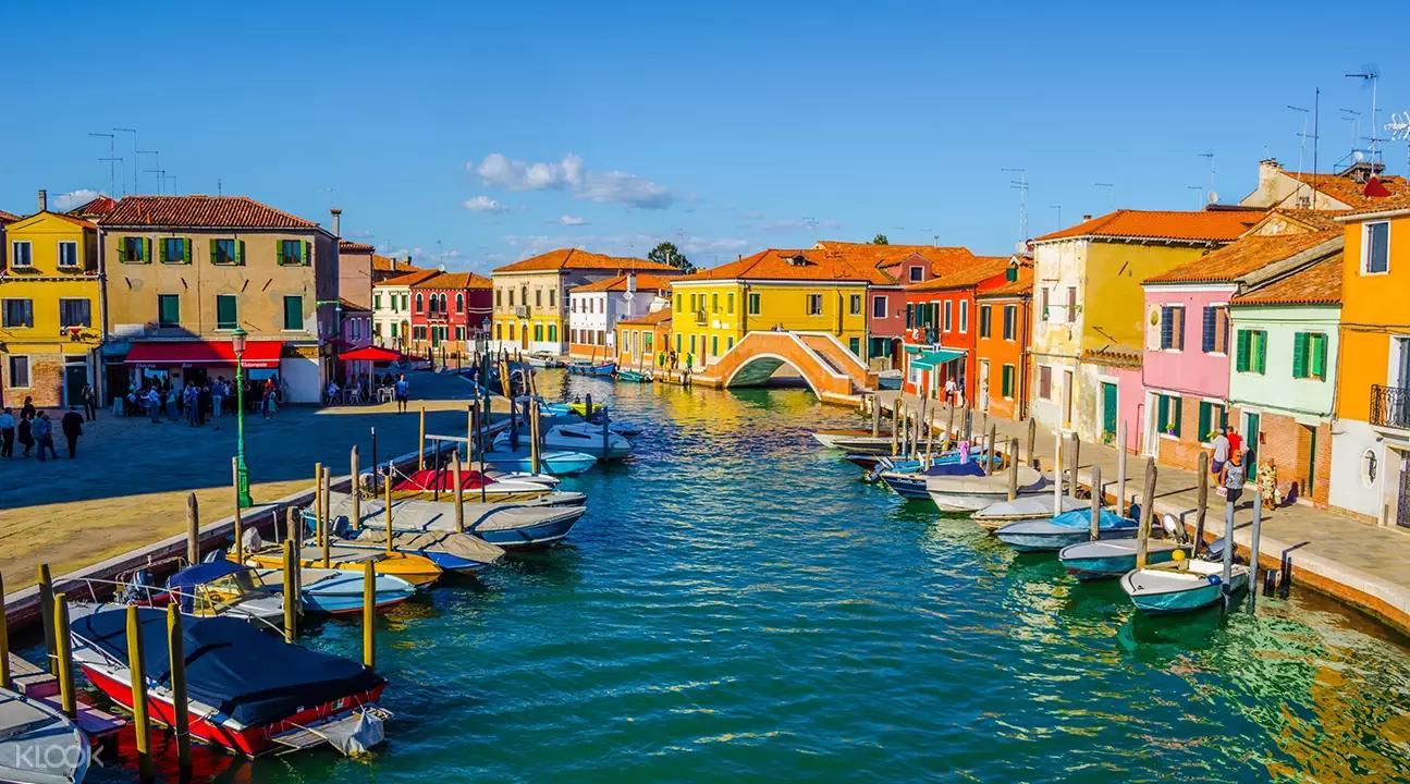 ▲ 布拉諾島是威尼斯本島之外,最為知名的一個離島。