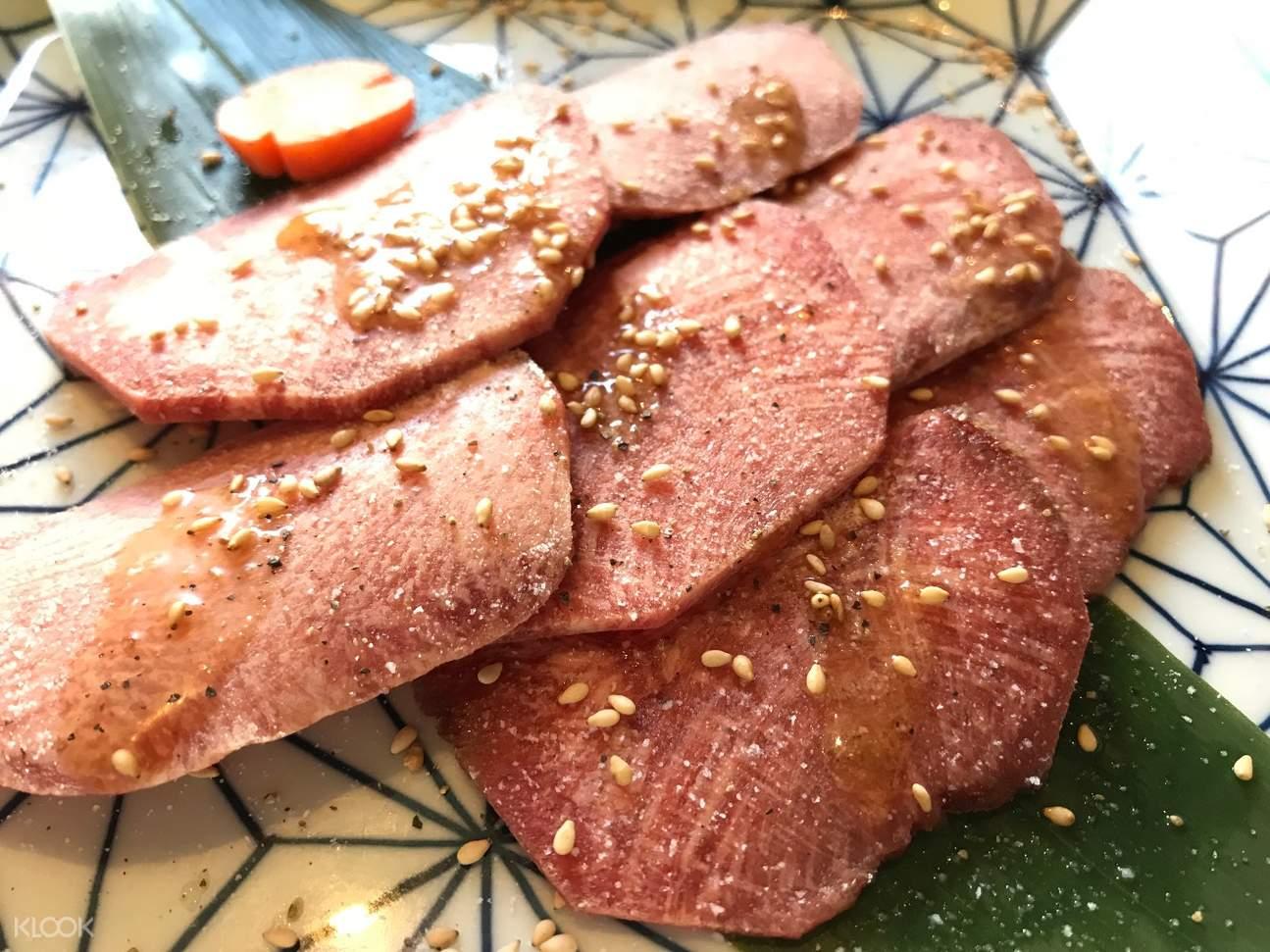 【日本自由行】東京燒肉推薦排名Top5!沒吃過等於沒去過東京