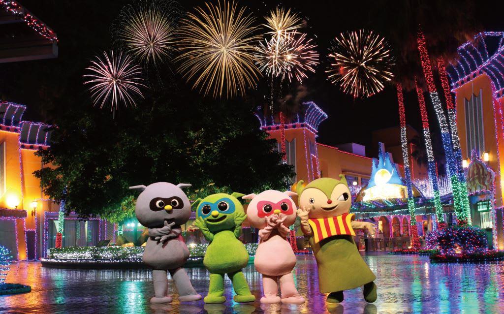 麗寶樂園跨年 來源:台中觀光旅遊網