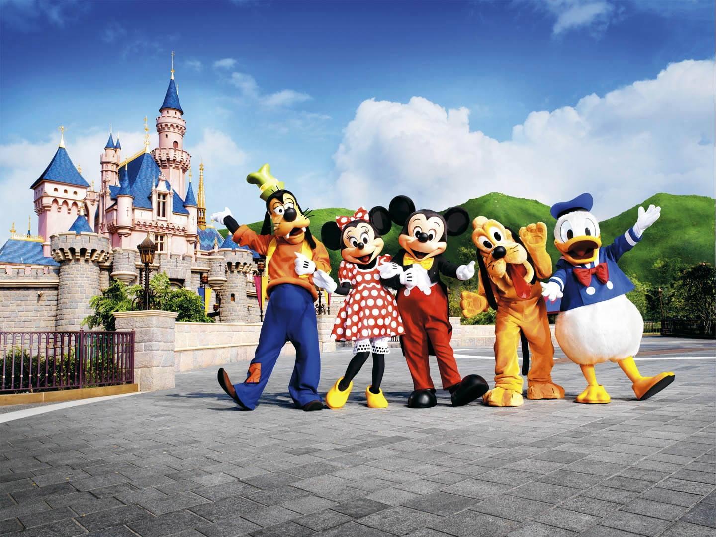 2019最新!香港迪士尼樂園自由行全攻略 交通、飯店、門票、必玩...一篇搞定!圖片取自香港迪士尼樂園 | Hong Kong Disneyland FB粉絲團。
