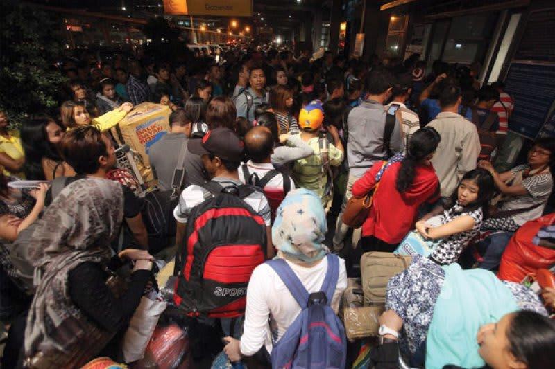 2016年馬尼拉國際機場大停電 | PC:風傳媒