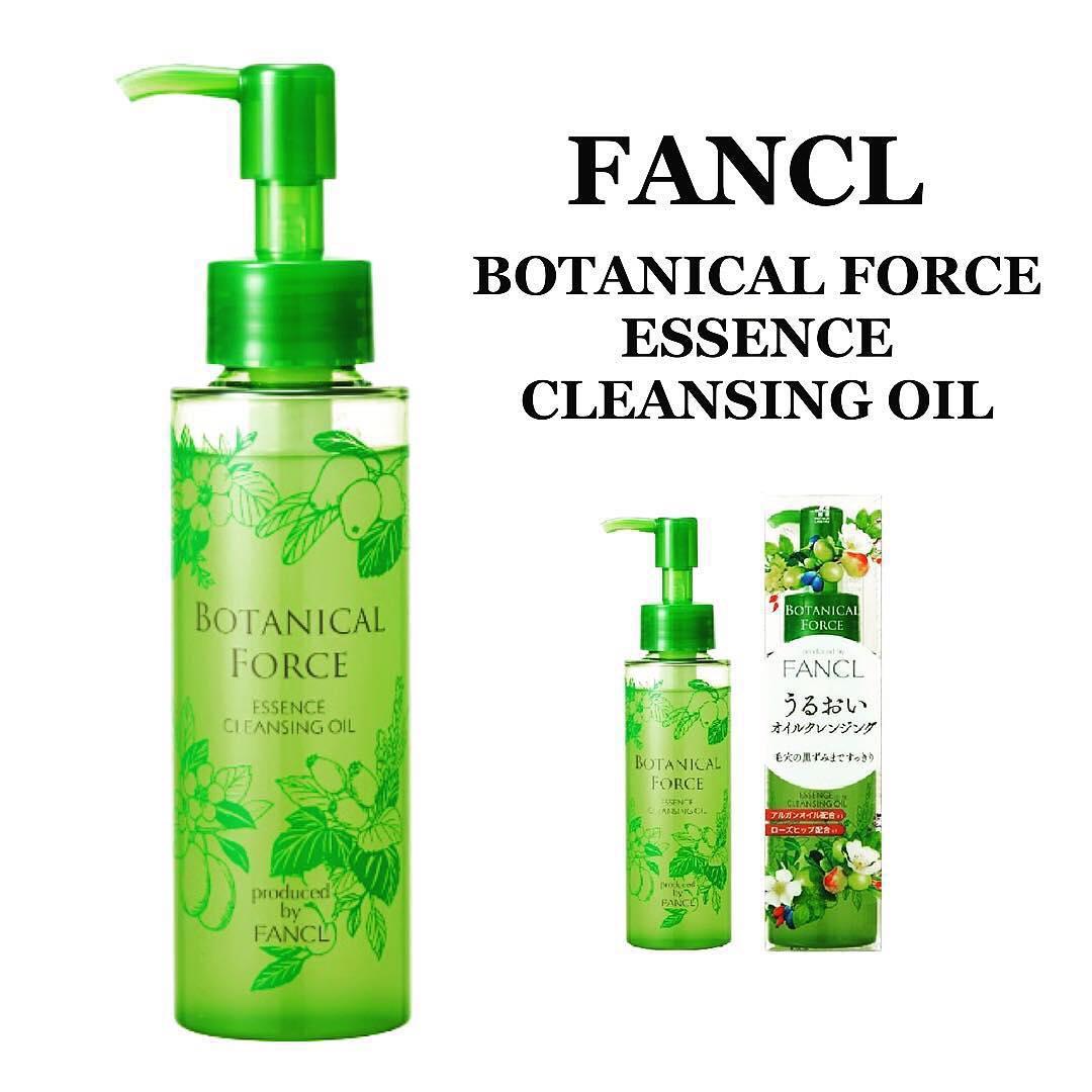 Botanical Force卸妝油,圖片取自scontent-iad3-1.cdninstagram.com。